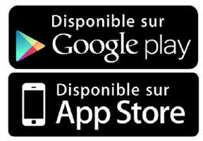 Google Play et App Store