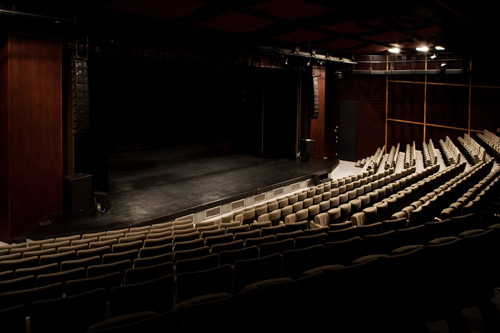 salle spectacle tours