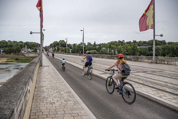 piste cyclable pont wilson