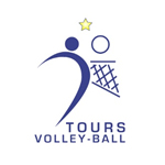Logo du club de volley Le Tours Volley Ball