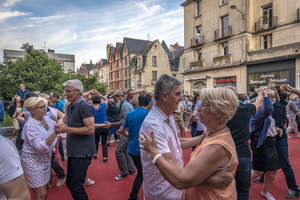 Fête de la musique 2018 - association Swing On The Rock