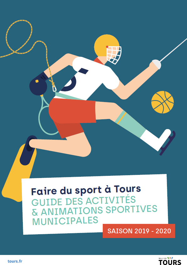 Guide des sports 2019 - 2020 - visuel
